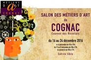 Cognac : Salon des métiers d'art 2016