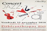 Concert jazz à Château-Thierry
