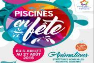 Les « Piscines en fête » à Montpellier