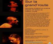 Théâtre : Sur la Grand'route