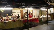 Une douzaine d'exposants ont animé le marché de Noël de Crécy-au-Mont