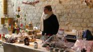 Le marché de Noël s'est tenu de 14 à 19 heures dans la cour de l'école du village