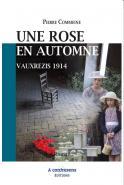 Montage final et couverture du roman de Pierre Commeine. (Vendu 15€)