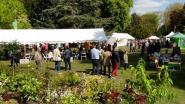 Le soleil aidant, la fête des fleurs et des saveurs a accueilli de nombreux visiteurs
