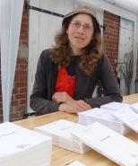 """Coraline Dienne auteur de plusieurs ouvrages dont """"Patchword"""" édité chez Edilivre (12 €)"""