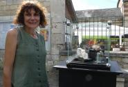 Claire Laert, sculpteur à Crécy-au-Mont