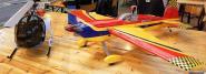 Il y aura aussi des modèles réduits d'avions ce week-end à Magenta