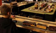 Des passionnés de trains miniatures exposeront ces 13 et 14 mai 2017