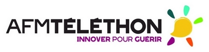 Le monde de Lou logo Téléthon