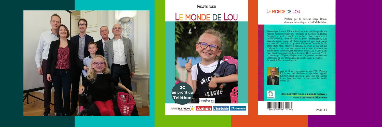Le Monde de Lou Tmavision