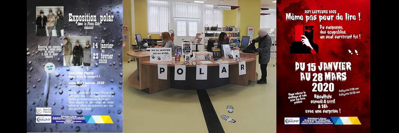 bandeau mediatheque jean macé chauny polar tmavisionOK