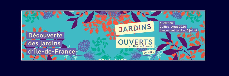 Jardins ouverts en Ile de France Tmavision