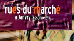 Janvry art et terroir emission rues du marche tmavision bandeau V3