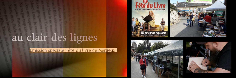 Fete du livre Merlieux beandeau Tmavision ok